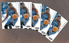 Kevin Durant 2012-13 Panini Contenders Base Sonics Thunder Nets #92 Lot Of 5