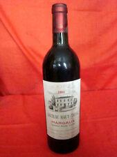 """bouteille de 75cl Margaux cru bourgeois """"Chateau Haut-Tayac"""" année 1984"""
