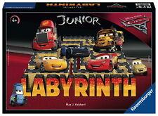 Ravensburger Kinderspiel Such- und Schiebespiel Labyrinth Junior Cars 3 21273