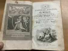 More details for 1811 the book of common prayer rev john malham large leather book (p6) ref:k49