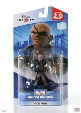 Disney Infinity 2.0 NICK FURY  Figure -New, Boxed, FREE WORLDWIDE POSTAGE