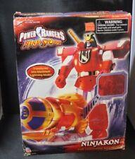 Bandai Power Rangers Ninja Storm Ninjakon Lightning Megazord 2003