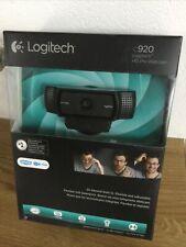 Logitech C920 HD Pro Webcam NEU OVP ungeöffnet