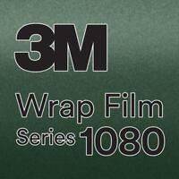 3M 1080 M206 MATTE PINE GREEN METALLIC Vinyl Vehicle Car Wrap Film Sheet Roll