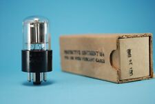 Rca 1G6Gt Tested Double Triode Power Output Tube Valve Rohre 1949 Military