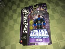 "Sinestro DC Super Heroes Justice League Unlimited 4"" Figure IP Purple"