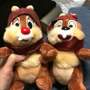 Disney chip and dale Star 2013 Wars Ewoks plush NWT