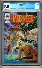 Harbinger #3 (1992) CGC 9.8  White Pages  Shooter - Lapham - Dixon  w/Coupon