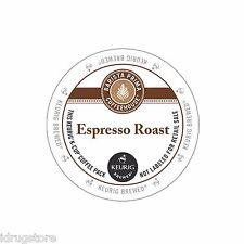 Barista Prima Coffeehouse, Espresso Roast Coffee, Keurig K-Cups, 18-Count