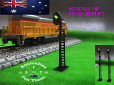 Unbranded Brass HO Scale Model Trains