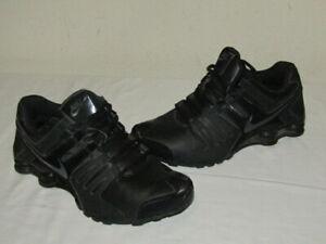Nike Womens Shox Current Rare 639657-020, Black Size 10