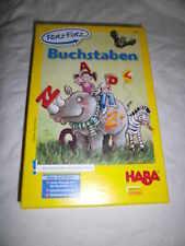HABA Ratz Fatz Buchstaben 4-8 Jahren