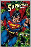 Superman Doomsday Hunter Prey Book Two 1994 (C6342) DC Comics Jurgens Breeding