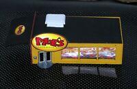HO Scale building: Moe's Southwest Grill