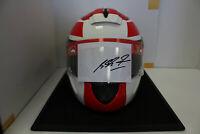 Michael Schumacher Helm mit Original Unterschrift und Echtheitszertifikat