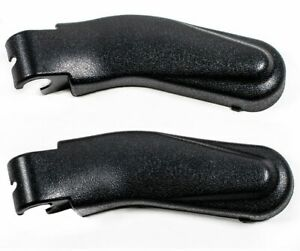 1993-1997 Camaro Firebird Windshield Wiper Arm End Covers Pair New Reproduction