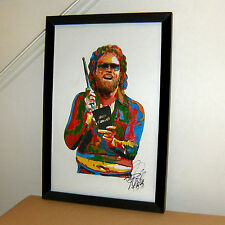 Gene Frenkle, Will Ferrell. More Cowbell, Blue Oyster Cult, 11x17 PRINT w/COA