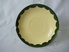 Hahn und Henne Zeller Keramik Untertasse Unterteller zu Tasse Kaffeetasse (1)