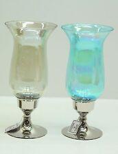 Glass Lamp Candle & Tea Light Lanterns