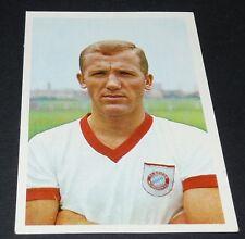 KUPFERSCHMIDT BAYERN MÜNCHEN FUSSBALL 1966 1967 FOOTBALL CARD BUNDESLIGA PANINI