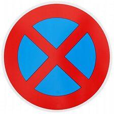 Verkehrszeichen Nr 283 HALTEVERBOT Verkehrsschild Schild Strassenschild Schilder