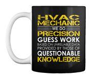 Hvac Mechanic Precision Gift Coffee Mug
