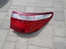 LEXUS LS460 REAR RIGHT PASSENGER SIDE   taillights
