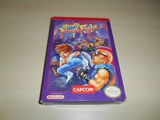 Mighty Final Fight Original Box Only NES Nintendo No Game