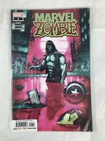 Marvel Zombie No. 1 December 2018 Marvel Comics One-shot Prince Raffaele