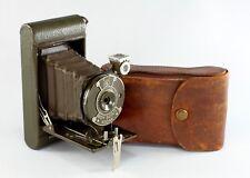 Kodak Vest Pocket Boy Scout Camera with Brown Kodak Vest Pocket Case