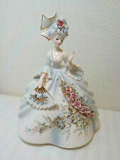 "VINTAGE JOSEF ORIGINALS COLONIAL LOUISE 9 1/2"" FIGURINE"