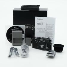 Olympus Pen-F Mirrorless Micro 4/3 Digital Camera (Black)