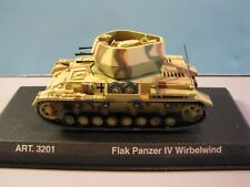 "ARMOUR MODELS (#3201) 1:72 SCALE GERMAN FLAK PANZER MK IV ""WIRBELWIND"""