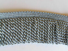 18 Yds Blue Braid Conso .75 Inch VNT14 trim pillows totes shades drapes valances