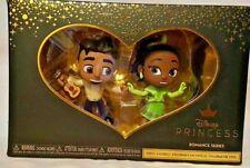 FUNKO DISNEY PRINCESS Romance Series Mini Vinyl Princess & Frog Naveen & Tiana