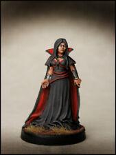 ADRASTEIA WINTERTHORN, VAMPIRE. Painted 28mm Reaper Miniatures. Gothic Horror.