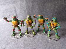 Playmates Toys Teenage Mutant Ninja Turtles Classic Action Figures Set - Retro