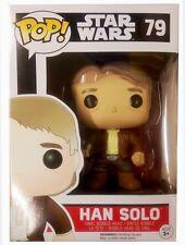 Funko Pop! Star Wars Ep VII-Han Solo #6584 PERSONAGGIO IN VINILE