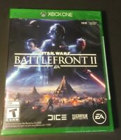 Star Wars [ Battlefront 2 ]  (XBOX ONE) NEW