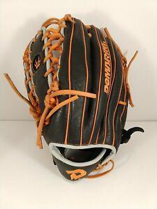 "DeMarini Insane 12.5"" Baseball Softball Glove Left Hand Throw WTA08LB15D1125 LHT"