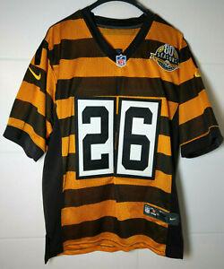 NIKE On Field NFL Pittsburgh Steelers 26 Bumblebee Trikot Shirt Le'Veon Bell M40