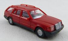 Mercedes 230 TE rot Wiking 13154 1:87 H0 in OVP [WK]