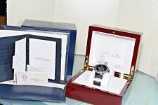ULYSSE NARDIN CHRONOMETER MARINE MANUFACTURA 1183-126-3-62 caliber UN 118