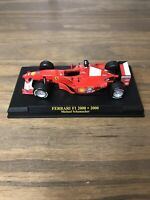 FERRARI F1 2000 SCHUMACHER 1/43 Rouge ALTAYA Véhicule Miniature Collection