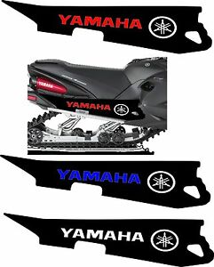 YAMAHA tunnel wrap graphics apex vector SE X-TX LE RS L-TX 128 TUNNEL KIT logo