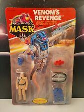 Vintage 1986 Kenner Mask Rescue Mission Bruce Sato Drop 15 off