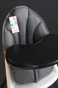 The seat pad cover for high chair Baby Bjorn
