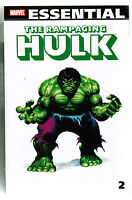 Marvel Essential Rampaging Hulk  Volume 2 TPB new unread