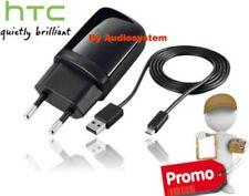 CARICABATTERIA CARICATORE PER HTC ONE X S720E RICARICA+CAVO USB CAVETTO TC-E250
