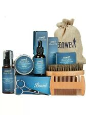 Beard Grooming 9 in 1 kit for Beard Care Unique Gifts for Men